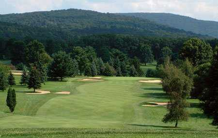 A view from Chestnut Ridge from Chestnut Ridge Golf Resort & Conference Center