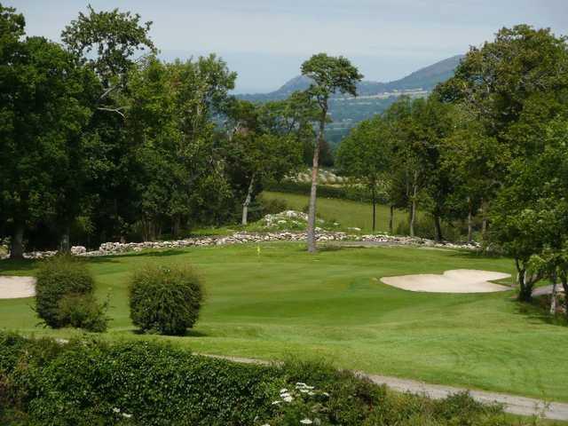 The signature par 3 at Denbigh Golf Club