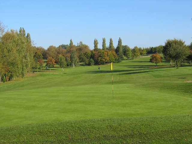 9th hole at Humberstone Heights