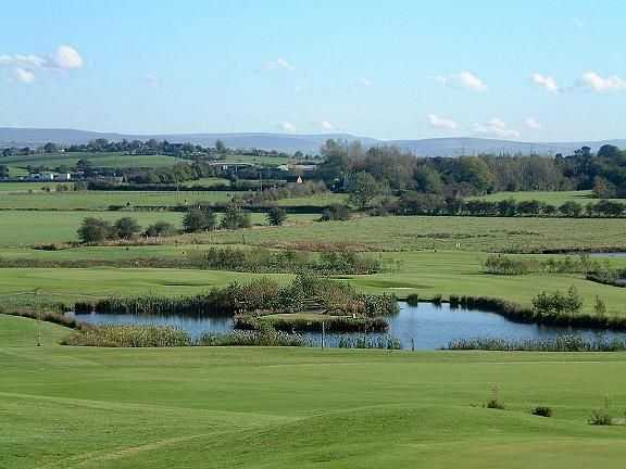 Lake at Pike Fold GC