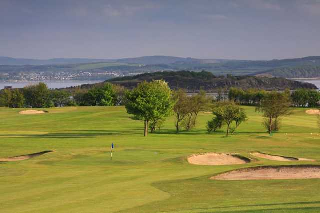 Magnificent views from the golf course at Silverknowes