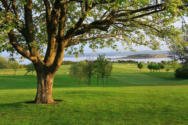 Stunning views from Silverknowes Golf Club