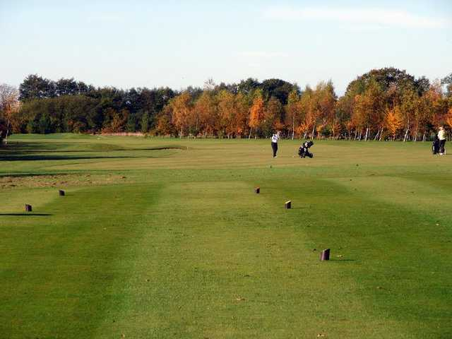 Immculate fairways at Easingwold Golf Club