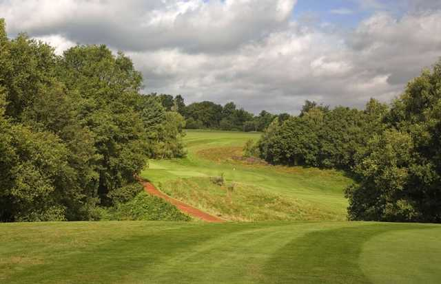 9th tee at Newbury & Crookham