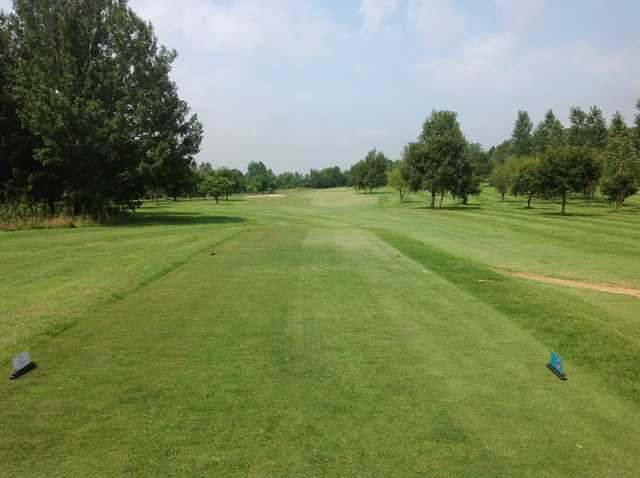 A view of the 1st at Lindfield Golf Club