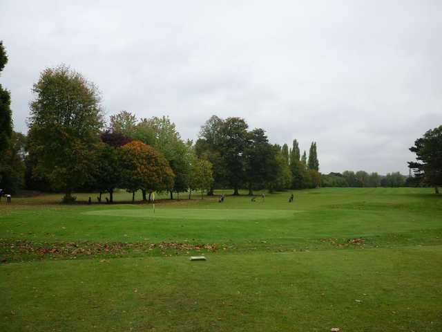 Green from Nottingham City