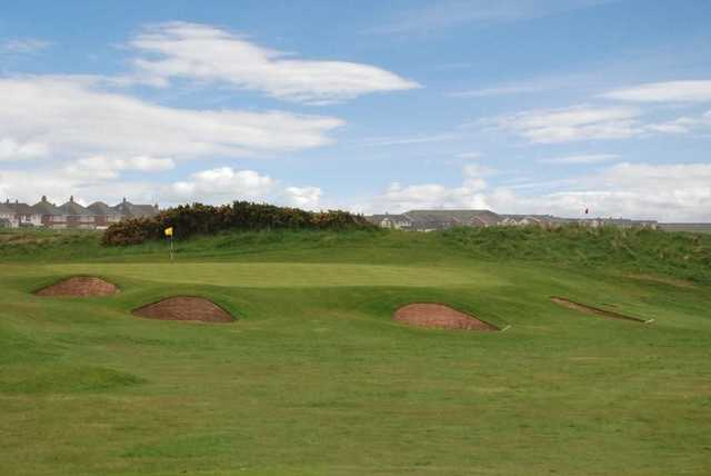 8th green at Fleetwood Golf Club