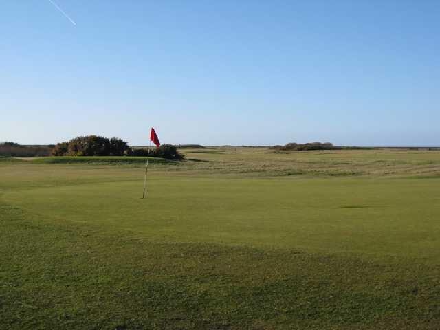 9th green at Fleetwood Golf Club