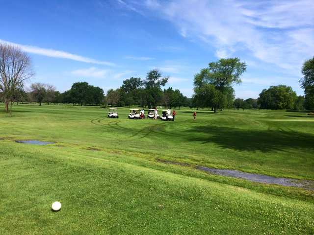 A view from South Gleason Golf Course (Andre Clay)