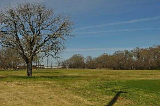 A view from J.S. Clark Park Golf Course