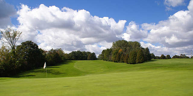 View of the 11th hole at Pickering Golf Club