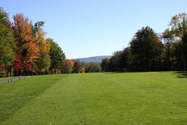A view from Beekman Country Club