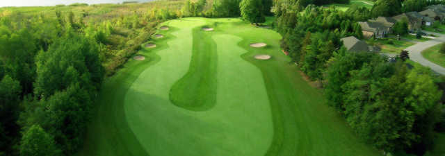 View of the 6th hole at Marlwood Country Club