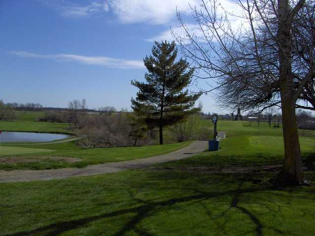 Sandusk GC: View from no. 13