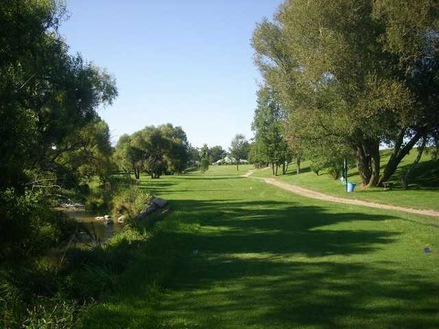 Sandusk GC: View from no. 16