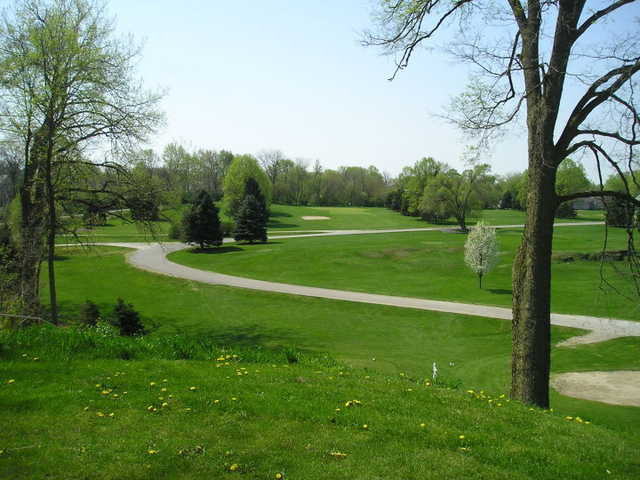 A view from Carroll County Country Club
