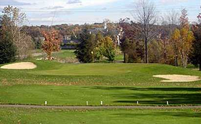 A view of the 11th hole at Brentwood Golf & Country Club