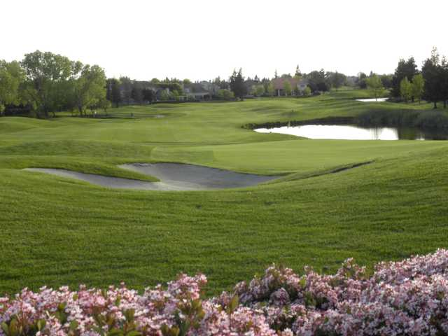A view from Brookside Country Club