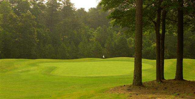 A green view from Stonebridge Golf Club
