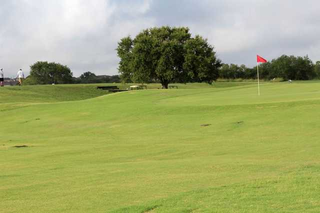 View of a green from Northcliffe Golf & Country Club