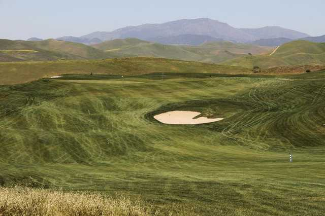 A view of a fairway at Dublin Ranch Golf Course