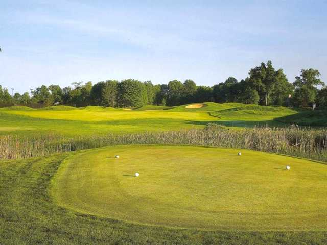 A view from tee #7 at Jefferson Golf & Country Club