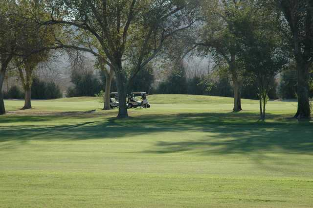 A view from China Lake Golf Course