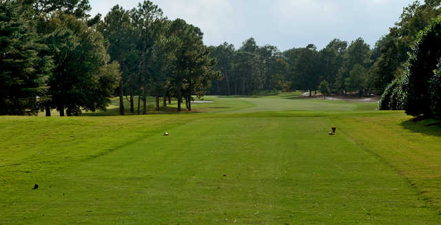 A view from tee #1 at Camden Country Club.