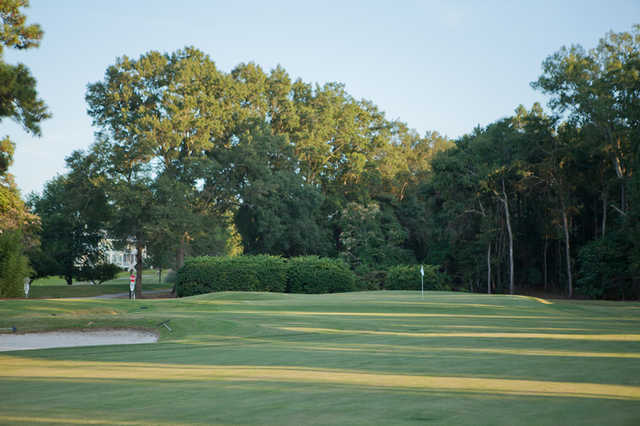 A view from fairway #11 at Camden Country Club