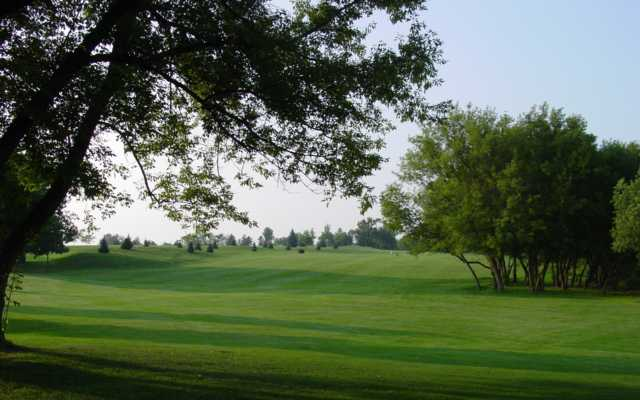 View from a fairway at Songbird Hills Golf Club
