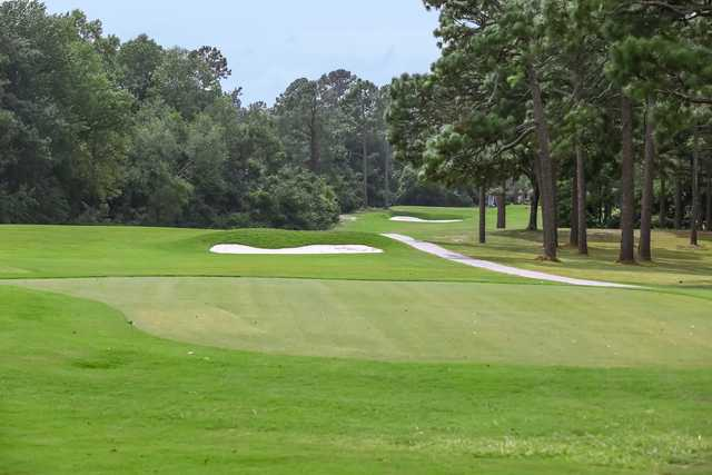 A view from Wilmington Municipal Golf Course