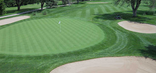 View of the 8th hole at Salina Country Club