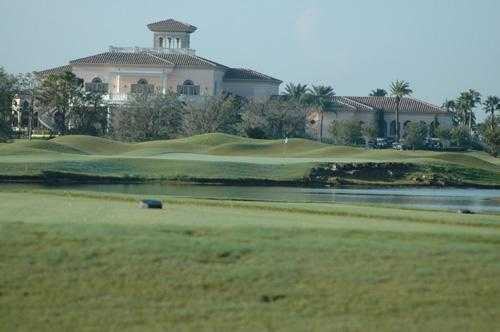 A view of a hole from King's Dunes Course at Lakewood Ranch Golf & Country Club