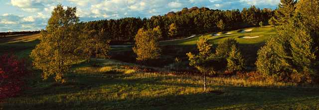 A view from Mistwood Golf Course