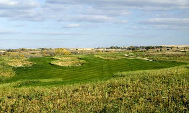 A view from Tatanka Golf Club