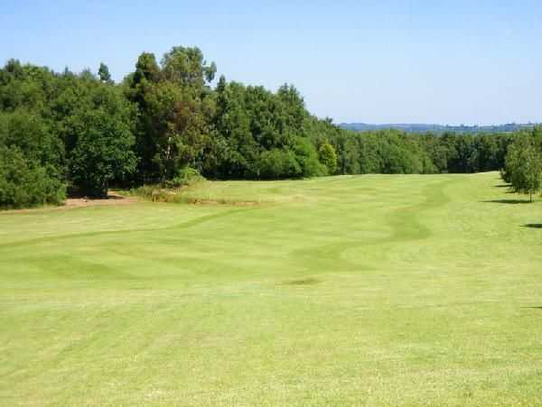 Fairway from The Staffordshire Golf Club