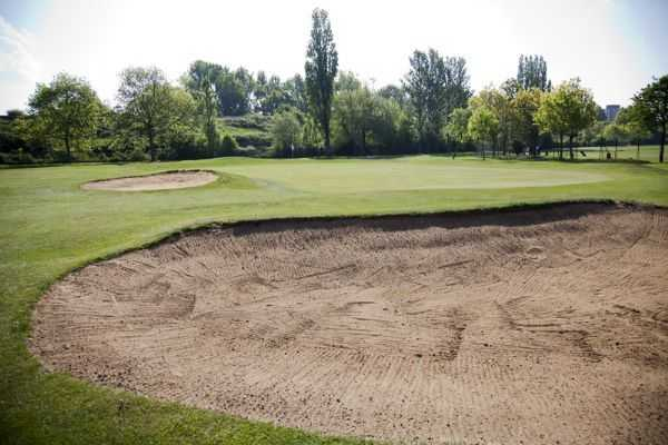 Bunker at Perivale Park Golf Course