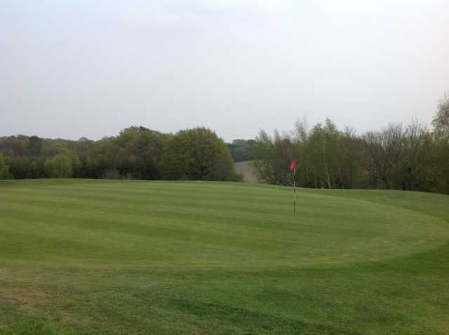 Greenside at Hoebridge Golf Centre