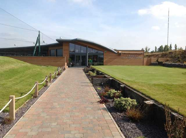 The Aston Wood Driving Range and Teaching Centre