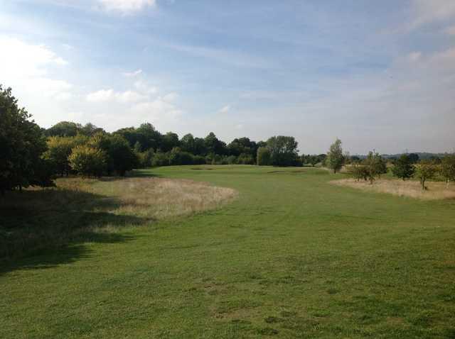 Fairways at the Aston Wood Golf Course
