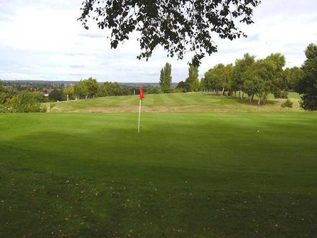 Gently sloping greens to test you at Bulwell Forest