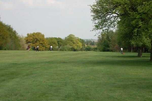 Fairway at Kenilworth Golf Club