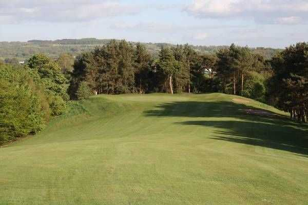 View from the fairway on the 5th at Westwood Golf Club