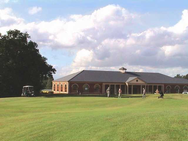 West Midlands GC - the clubhouse