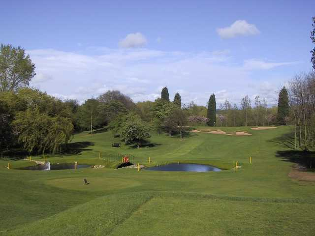 The 3rd hole at Rotherham Golf Club