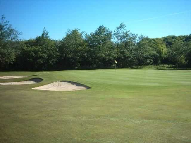 View from Rossendale GC