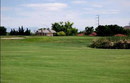 A view of the 3rd hole at Club Rio Rancho