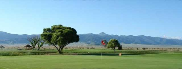 A view from Valle Del Sol Golf Course