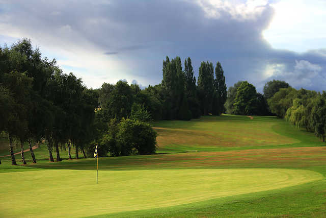 A great look back at the undulating fairways at Haste Hill Golf Club
