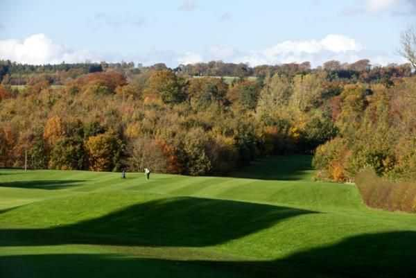 8th at Richmond Golf Club